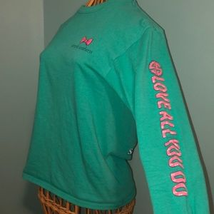 Turquoise Simply Southern Shirt!!